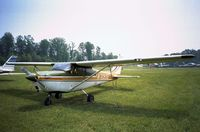 N7093E @ N57 - Cessna 175A at New Garden Airport, Toughkenamon PA