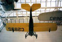 N2895 - Pitcairn PA-5 Mailwing at the NASM, Washington DC