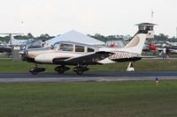 N151DS @ LAL - PA-28-151