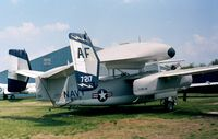 147217 - Grumman E-1B Tracer at the New England Air Museum, Windsor Locks CT - by Ingo Warnecke