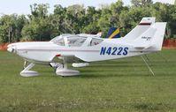 N422S @ LAL - Glasair SH-2F