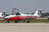 114161 @ KJVL - Canadair CT-114 - by Mark Pasqualino