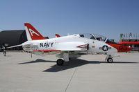 165466 @ KJVL - McDonnell-Douglas T-45C - by Mark Pasqualino