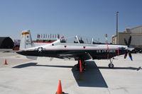 05-3805 @ KJVL - Raytheon T-6A - by Mark Pasqualino