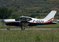 F-GSZS photo, click to enlarge