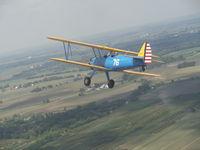 N49650 - In Flight