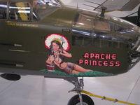 N1943J @ FA08 - 1943 North American B-25N, c/n: 43-28059A - by MustangoRP