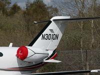N301DN @ EGLK - DELTA NOVEMBER ON THE TERMINAL APRON - by BIKE PILOT