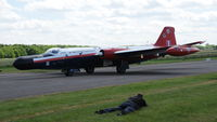 WT333 @ X3BR - 1. WT333 taxying at Bruntingthorpe Cold War Jets Open Day - May 2010