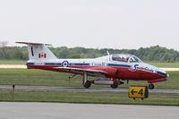 114081 @ KJVL - Canadair CT-114