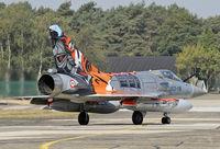 91 @ EBBL - Mirage 2000C - by Volker Hilpert