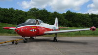 XN584 @ X3BR - 3. XN584 - BAC P84 Jet Provost T.3A at Bruntingthorpe Cold War Jets Open Day - May 2010 - by Eric.Fishwick
