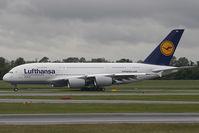 D-AIMA @ VIE - Lufthansa Airbus 380