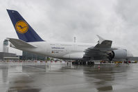 D-AIMA @ VIE - Lufthansa Airbus A380 - by Dietmar Schreiber - VAP