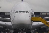D-AIMA @ LOWW - Lufthansa Airbus A380 - by Dietmar Schreiber - VAP