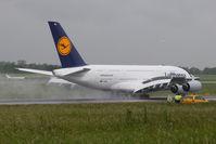 D-AIMA @ LOWW - first landing in VIE/LOWW