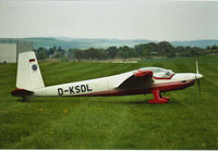 D-KSDL - Airshow at Jahnsdorf near Chemnitz 9.5.2010 - by Andreas Seifert