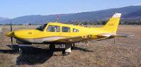 C-GIYE - 1977 Piper PA-28R-201T - by Fujiro K. Grana