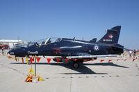 155203 @ KJVL - British Aerospace CT-155 - by Mark Pasqualino