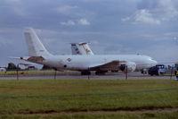 164410 @ EGVA - E-6A Mercury marked 64410/NAVY at RIAT 1998 - by Roger Winser