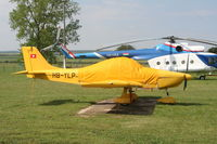 HB-YLP @ LHSK - Siófok-Kiliti Airport, Hungary. - by Attila Groszvald-Groszi