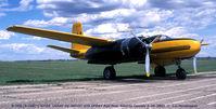 C-GTOX @ YQF - at Red Deer Alberta - by J.G. Handelman