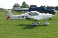 G-DECO @ EGHP - 2004 Bishop Aw And Castelli G MCR-01 CLUB, c/n: PFA 301A-14246 at Popham