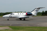 G-FBKA @ EGLK - Blink's 2008 Cessna 510 Citation Mustang, c/n: 510-0096 at Blackbushe