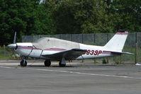 N5839P @ EGLK - Piper PA-24, c/n: 24-920 at Blackbushe