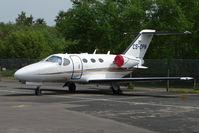CS-DPN @ EGLK - Cessna Citation 510 Mustang, c/n: 510-0163 at Blackbushe - by Terry Fletcher