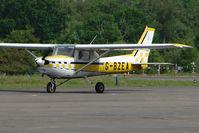 G-BZEA @ EGLK - 1979 Cessna CESSNA A152, c/n: A152-0824 at Blackbushe