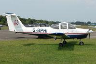 G-BPHI @ EGLK - 1979 Piper PIPER PA-38-112, Tomahawk c/n: 38-79A0002 at Blackbushe