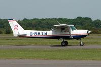 G-BMTB @ EGLK - 1977 Cessna CESSNA 152, c/n: 152-80672 at Blackbushe