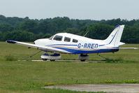 G-RRED @ EGLD - 2008 Piper PIPER PA-28-181 CHEROKEE ARCHER III, c/n: 2843673 at Denham
