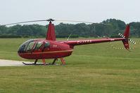 G-JTSA @ EGLD - 2007 Robinson Helicopter Co Inc ROBINSON R44 II, c/n: 11659 at Denham