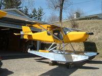 C-FCDB - Pélican 600 on J L Aéro 1340 floats - by J-L Arsenault