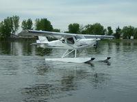 C-GADY - Pélican600 on J-L Aéro 1500 floats - by J-L Arsenault