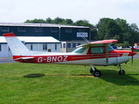 G-BNOZ @ EGBO - Air Navigation & Trading Ltd - by Chris Hall