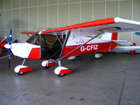 G-CFIZ photo, click to enlarge