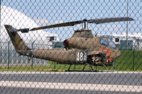 77-22748 @ KDOV - Run down Cobra through the fence from Air Mobility Command Museum at Dover AFB. - by TorchBCT