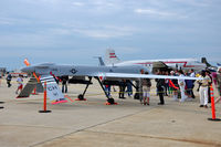 94-1565 @ KADW - RQ-1K Predator displayed as MQ-1B Predator 95-0432 at Andrews AFB Open House '10. - by TorchBCT