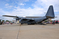 63-7816 @ KADW - C-130 converted to EC-130 on display at Andrews AFB Open House '10. - by TorchBCT