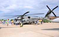 165503 @ KADW - HMH-772 Hustler Super Stallion on display at Andrews AFB Open House '10. - by TorchBCT