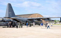 65-0982 @ KADW - Extended range combat search and rescue Hercules at Andrews AFB Open House '10. - by TorchBCT