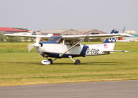 D-EFUC @ EGBR - Privately operated Cessna 172S (c/n 172S-8003). Breighton. - by vickersfour