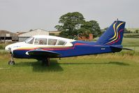N37LW @ X5FB - Piper PA-23-250 Aztec at Fishburn Airfield in 2006. - by Malcolm Clarke