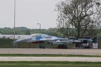 N131SU @ KRFD - Sukhoi Su-27A - by Mark Pasqualino
