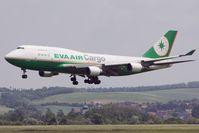 B-16402 @ LOWW - EVA Air Cargo - by Delta Kilo