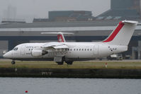 EI-RJF @ EGLC - Back in service after a long storage at Norwich - by N-A-S