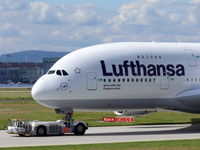 D-AIMA @ EDDF - Lufthansa Frankfurt am Main; Airbus A380-841, c/n: 038 - by Robert_Viktor